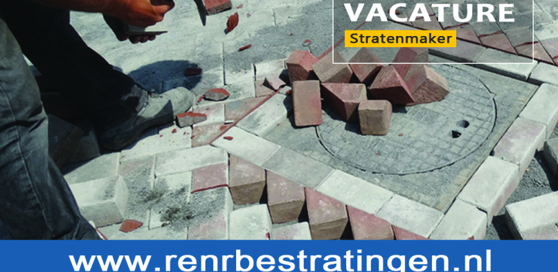 Vacature – Stratenmaker
